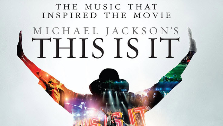 Michael Jackson's This Is It Movie
