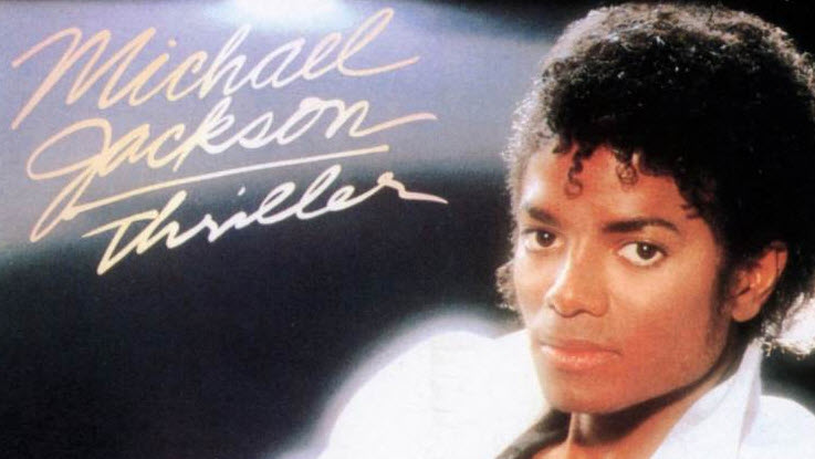 Michael Jackson Thriller Album Facts