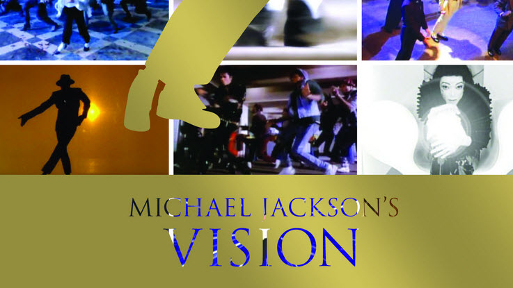 Michael Jackson Vision Box Set