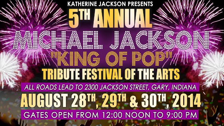 Michael Jackson Tribute Festival Gary, Indiana