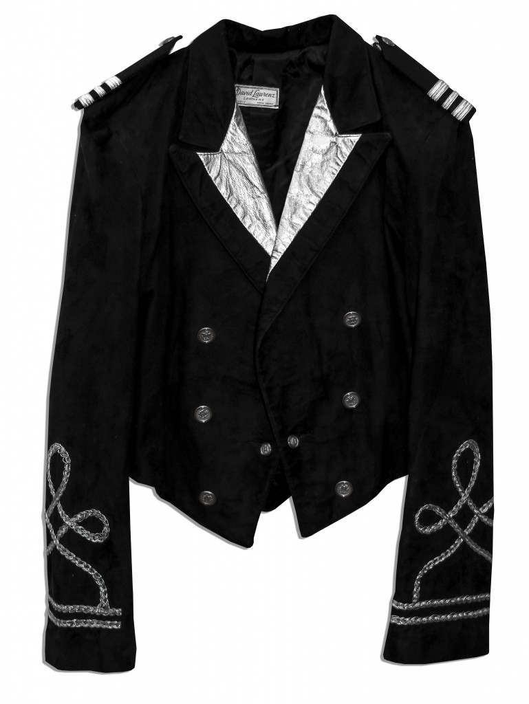 Michael Jackson Prototype 'Bad' Jacket