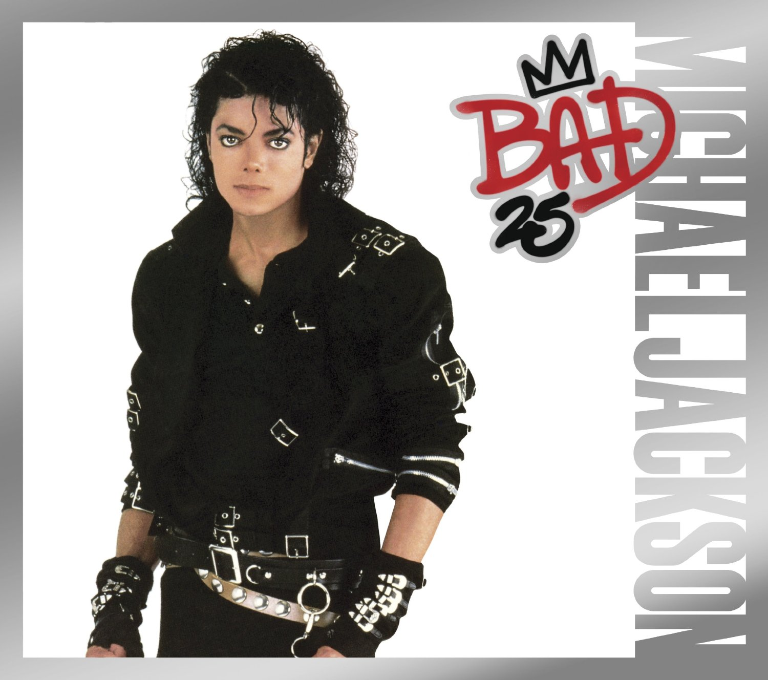 Michael Jackson 25 Year Bad Album