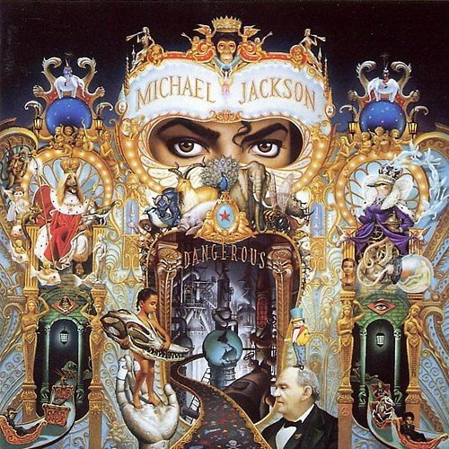 Michael Jackson Dangerous Album