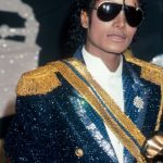 Michael Jackson Grammy Awards Poster