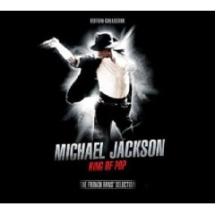 Michael Jackson King of Pop French Album