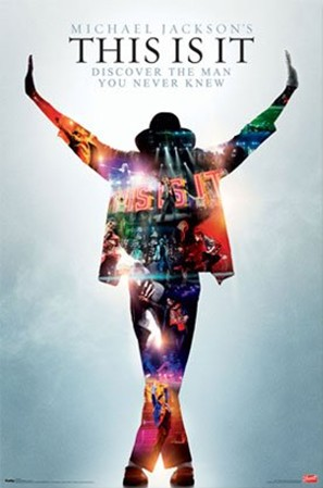 Michael Jackson This Is It Poster