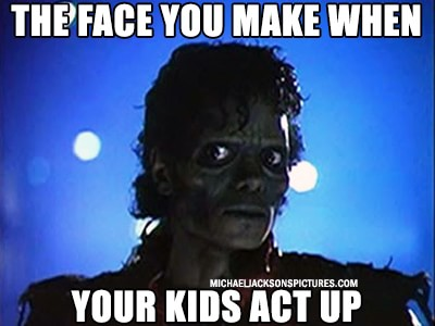MJ Thriller Meme