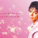MJ Valentine Day card love quote