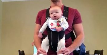 "<span class=""entry-title-primary"">Baby Moonwalks to Michael Jackson's Beat It and goes Viral</span> <span class=""entry-subtitle"">Adam Ballard, who is a stay at home dad, gets a little bored while babysitting and has his son Miles perform some Michael Jackson moves</span>"