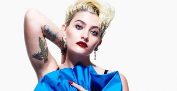 CR Fashion Book featuring Paris Jackson